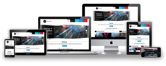 Criação de Layout Responsivo para Sites, W4U Digital, Araraquara, SP